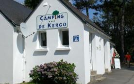 Camping KERGO, 100 emplacements, 12 locatifs