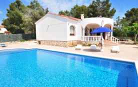 Villa Fernandez, Villa Fernandez - Belle villa a 3 chambres située à coté de l'Ametlla de Mar dan...