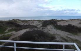Appartement situé face à la mer