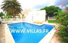 Villa VN Mexi - Agréable villa pour 6 personnes profitant d'un cadre extérieur convivial avec sa ...