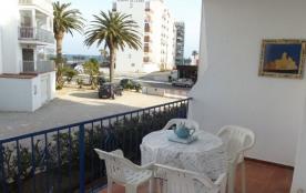 Manacor 15 - Appartement à Santa Margarida (Roses) qui possède 1 chambre et capacité pour 4 perso...