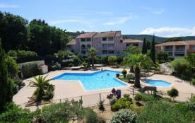 Bel appartement T2 avec garage à 10 km de St Tropez Promos Septembre et Octobre 2018