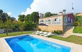 Villa 709BRA-122 - Belle villa pour 8 personnes située à Lloret de Mar.