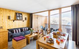 Appartement pour 2 personnes à Montchavin