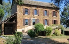 Maison rénovée à équidistance d'Albi et Rodez - Rodez