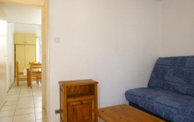 Appartement 3 pièces - 38 m² environ - jusqu'à 4 personnes.