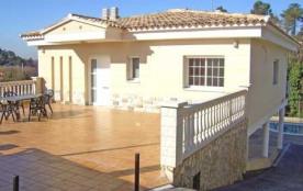 Villa 10 pers avec piscine privée