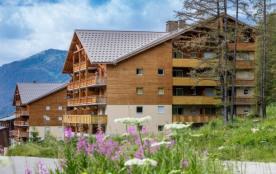 Les Terrasses de Labrau**** -coin montagne-