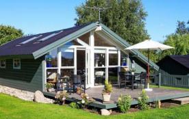 Maison pour 2 personnes à Rudkøbing