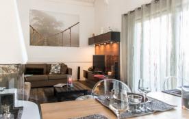 Séjour - Living room - Le 1818