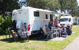 Camping Liesbos, 50 emplacements, 5 locatifs