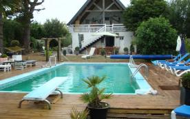Belle Villa avec grande piscine privée chauffée