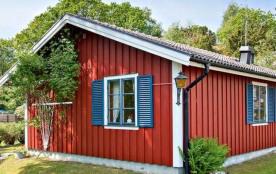 Maison pour 4 personnes à Ellös