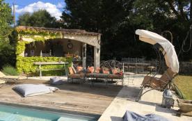 Provence, charmante maison pour 11 personnes avec piscine
