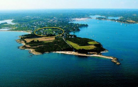Camping de la Baie, 101 emplacements, 42 locatifs