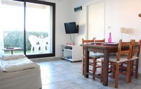 Appartement 2 pièces - 31 m² environ - jusqu'à 4 personnes.