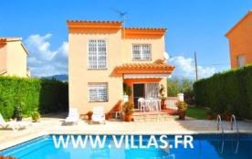 """Villa DV Pepina - Belle villa indépendante avec piscine privée située dans l'urbanisation de """"Las..."""