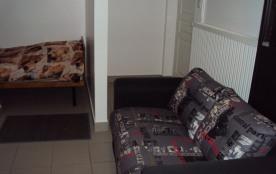 Canapé de la chambre pour 3 personness