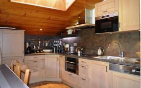 Le Grand Bornand 74 - Secteur Centre - Résidence Alpina B. Appartement 3 pièces - 63 m² environ -...