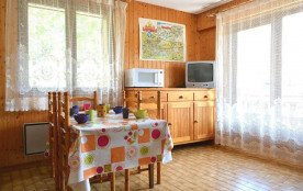 Studio cabine de 29 m² environ pour 5 personnes, la Résidence Les Bergeronnettes se trouve dans l...