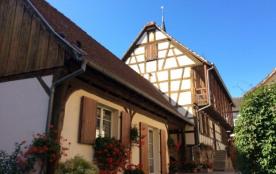 maison individuelle  2pers 40m2 en Alsace près de Strasbourg - Geispolsheim