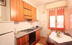 Appartement pour 3 personnes à Rimini
