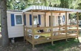 Camping BON PORT - MH 3ch 6pers 31m² + Terrasse Couverte