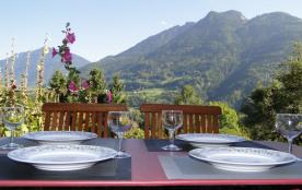 Gite dans un village de montagne en Haute-Savoie