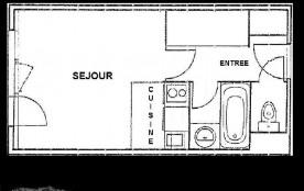Studio 4 personnes (423)