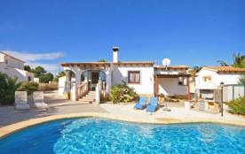 Villa in  Calpe, Alicante 103821