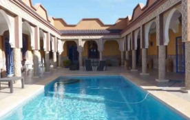 Villa à Aglou village