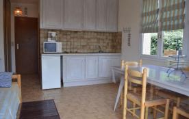 Quartier Les Dunes - Appartement dans Villa de 28 m² environ pour 3 personnes situé à 300 m des p...