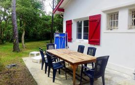 Maison pour 3 personnes à Labenne