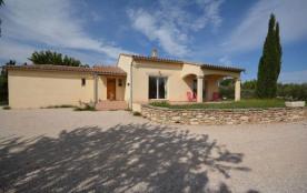 Gîtes de France Villa Paisible. Belle maison indépendante avec 2 terrasses couvertes dont 1 au su...
