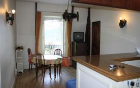 Appartement Mont Dore au centre ville avec belle vue