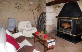 Maison pour 3 personnes à Borrèze