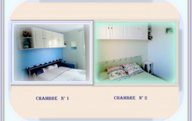 A l'étage - Les chambres