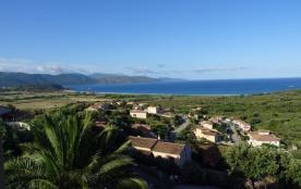 Rez de chaussée de villa Vue Panoramique de la mer golfe de sagone