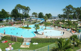 Camping Club Les Viviers 4* - Mobil-home Confort - 2 chambres - 5/6 personnes