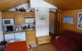 Appartement 3 pièces cabine 6 personnes (017)