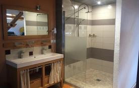 Salle de bain Espace Noyer