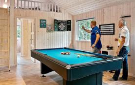 Maison pour 7 personnes à Dronningmølle