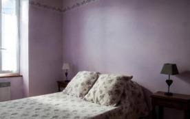 chambre mauve