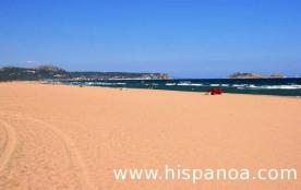 Appartement à playa de Pals sur la Costa brava - location pour 4 pers [ ar
