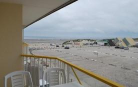 Studio cabine a deux minute de la plage ....