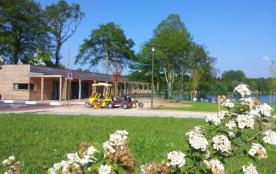 Camping Aquarev, 90 emplacements, 6 locatifs