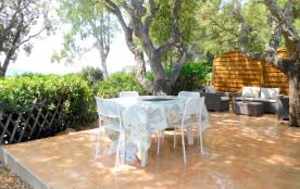terrasse repas et salon de jardin