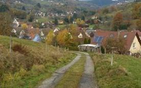 mon village : la campagne ,montagnes à qq mn