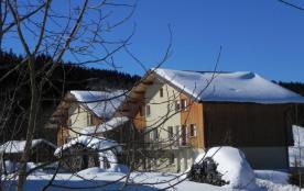 Appartements de montagne Duplex 3*** avec vue sur la vallée et les crêtes