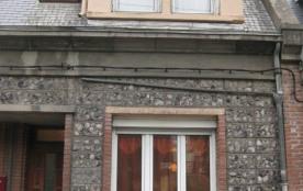 façade côté rue du dr Pépin (rue de dieppe)
